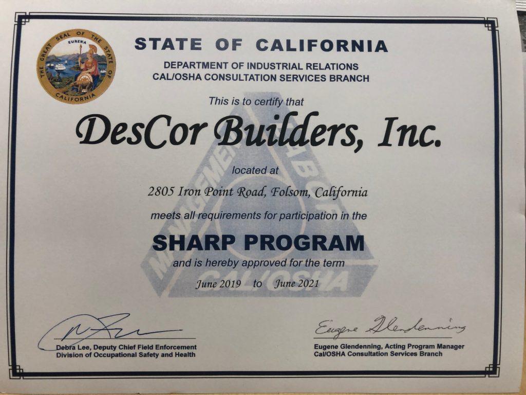 News - DesCor Builders